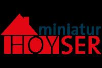 Miniatur Hoyser – Stadtmodelle aus Bronze maßstabsgetreu